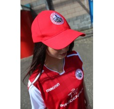 Red Baseball Cap (Women)